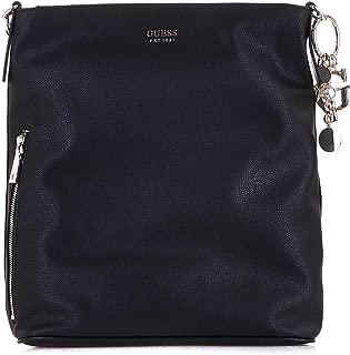 Luxury Fashion | Guess Womens HWVG7434030BLACK Black Shoulder Bag | Fall Winter 19