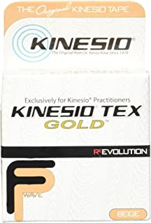 Kinseio Taping – Kinesiology Tape Tex Gold FP – Beige – 2 in.