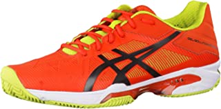 ASICS Gel-Solution Speed 2 Clay Mens Tennis Shoes E601N Sneakers Trainers
