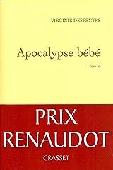 Apocalypse bébé (Littérature Française) Format Kindle