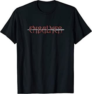 Embalmer with Trocar Embalming Tool T-Shirt Gift