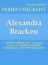 Alexandra Bracken - SERIES CHECKLIST - Reading Order of DARKEST MINDS, PASSENGER, PROSPER REDDING