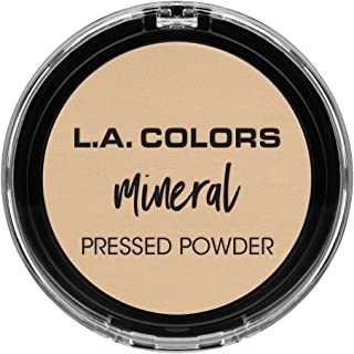 L.A Colors Mineral Pressed Powder (Light Ivory)