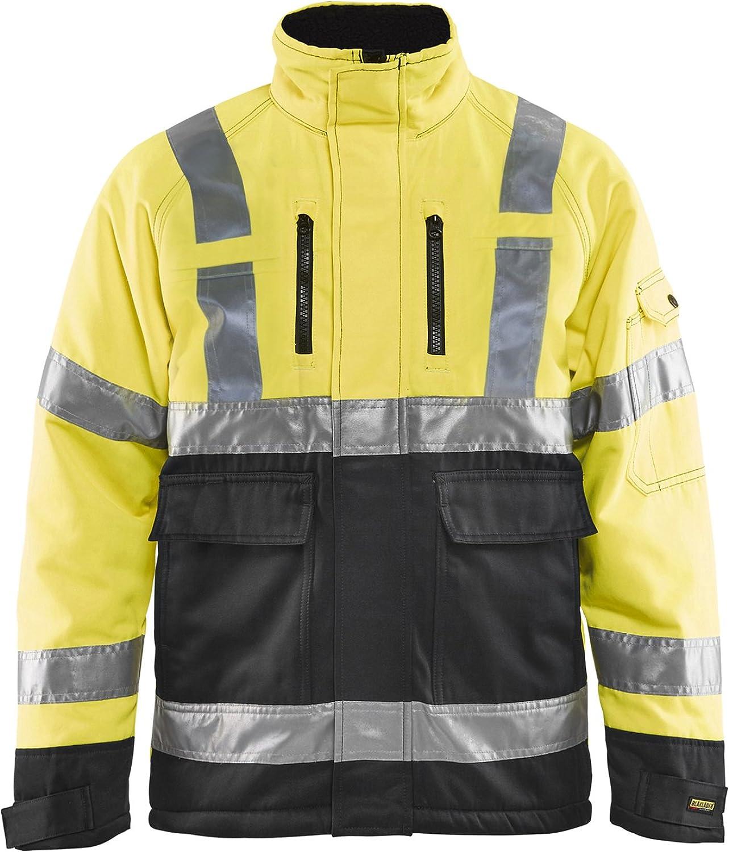 BLAKLADER Hi-Vis Winter Jacket
