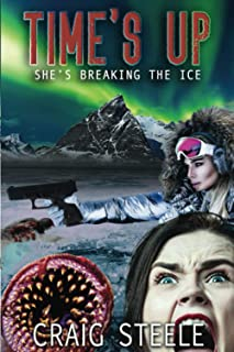 TIME'S UP.: SHE'S BREAKING THE ICE.