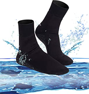 Water Shoes Beach Socks Neoprene Diving Boots Scuba Snorkel Booties Surfing Wetsuit Sports Waterproof for Men Women