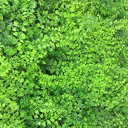 EV sima100050aga Künstliche Hecke, grün, 100x 50x 3cm