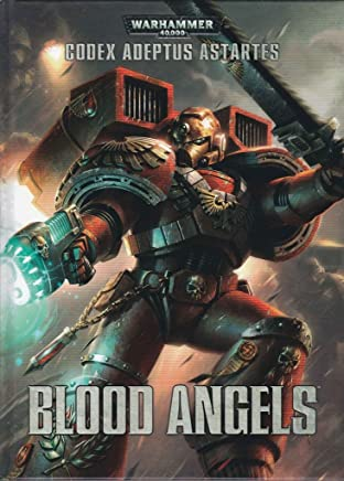 Blood Angels Codex HC (2014) Warhammer 40K