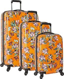 Nine West Outbound Flight 3 Piece Hardside Spinner Luggage Set