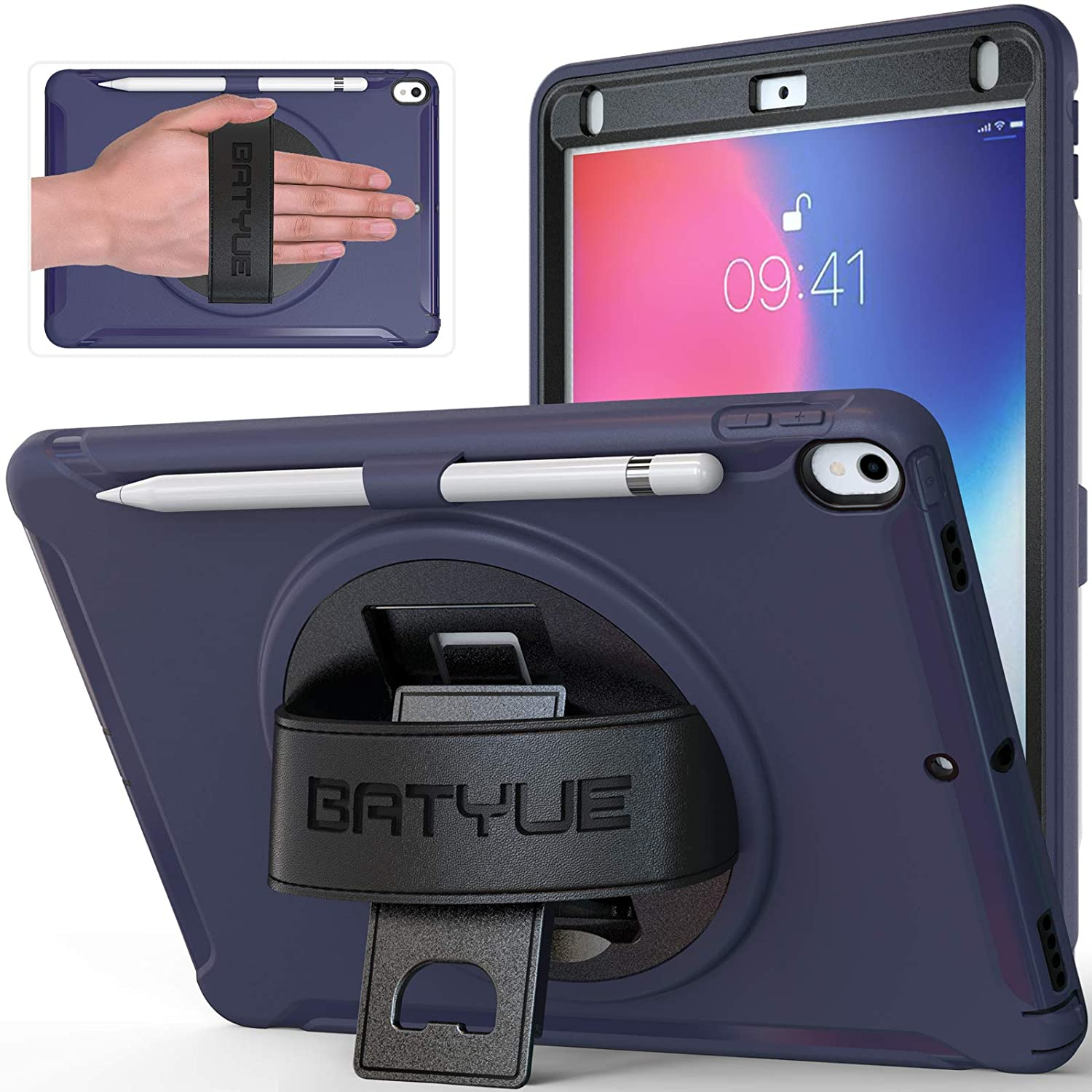 BATYUE iPad 10.5 Case Selling and selling for Air Pro 3 Credence wi