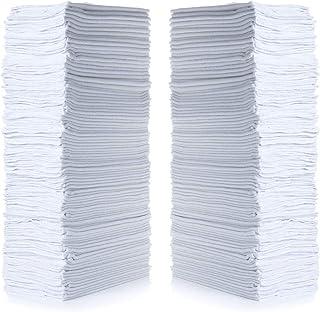 "Simpli-Magic 79184 White 14""x12"", 50 Pack Shop Towels. 14""x12"", 50 Pack 79100"