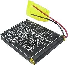 Cameron Sino 290mAh Battery for Garmin foretrex 401, foretrex 405, foretrex 405cx
