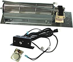 Hyco FK24 Fireplace Blower Fan kit for Majestic, Vermont Castings, Monessen, CFM, Northern, Rotom #HBRB65