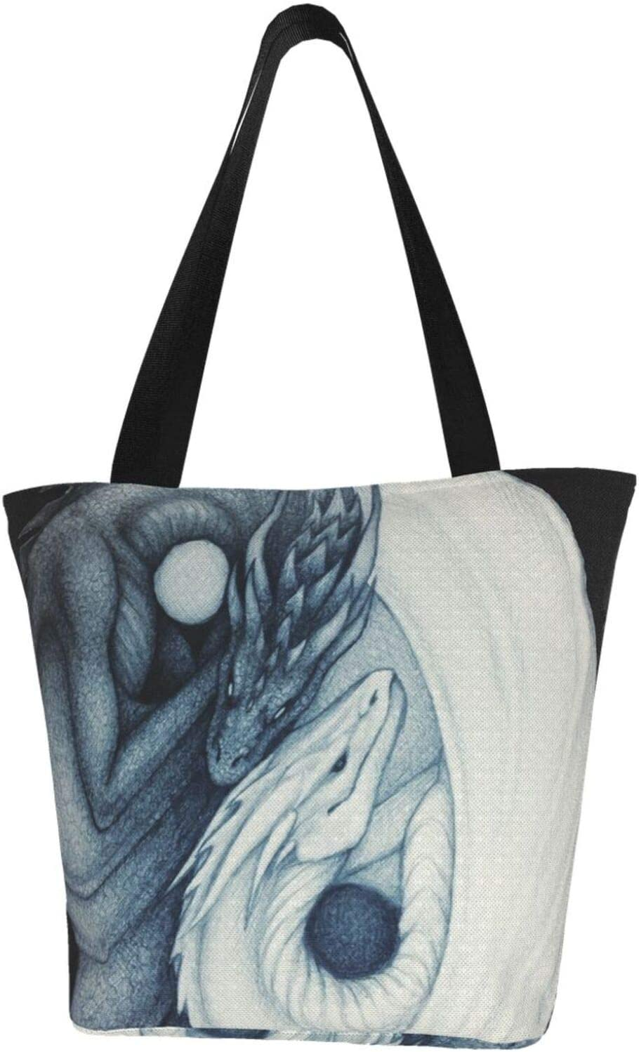 AKLID Louisville-Jefferson County Mall Yin Yang Dragon Sleeping Milwaukee Mall Extra Resistant Large Water Ring