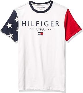 Tommy Hilfiger Men's Olympic Short Sleeve T Shirt