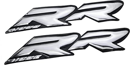 Reflective Motorcycle Flat Plain Bike Decal Sticker for BMW S1000RR