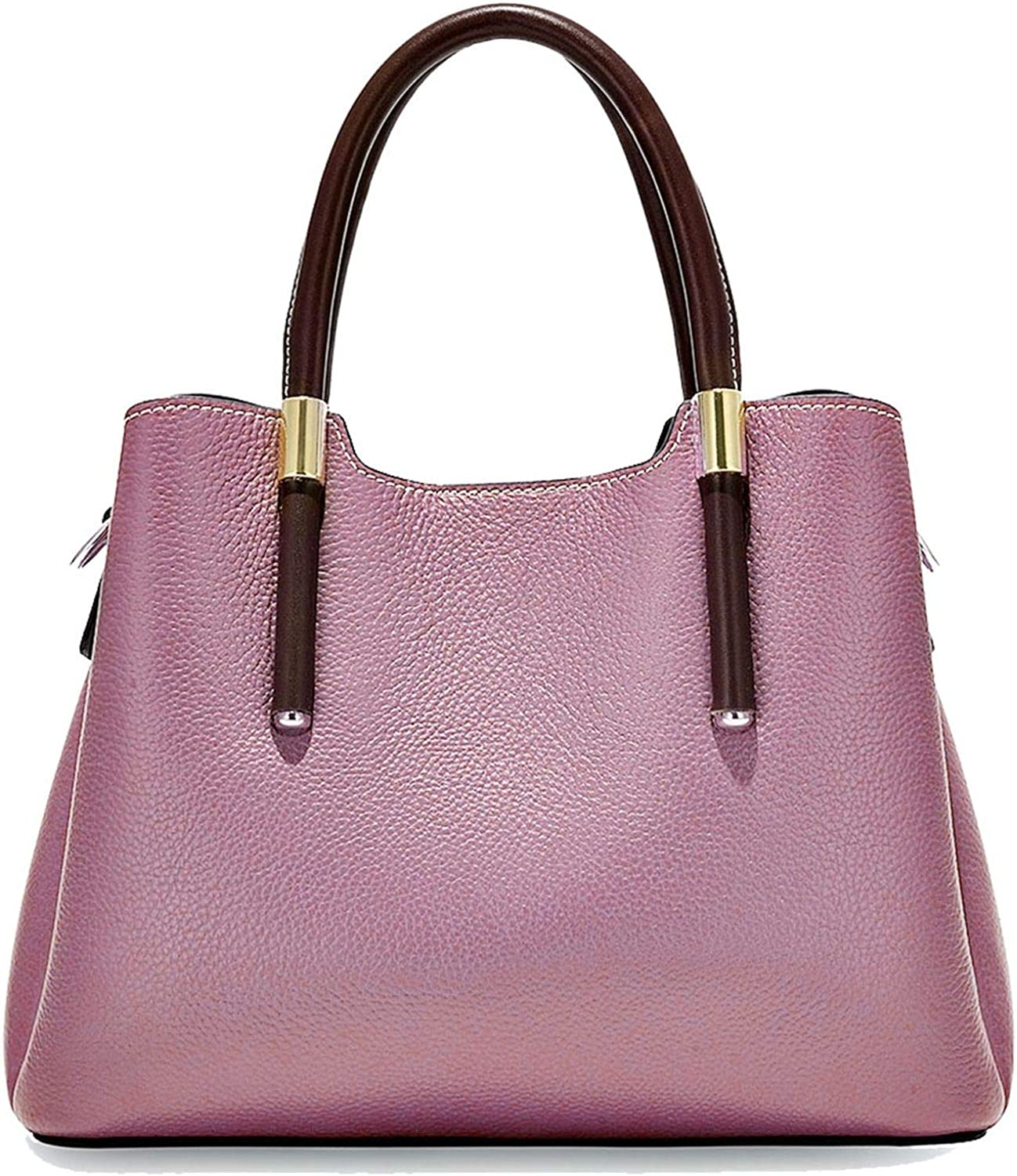 In stock More Pretty Colors Handbag Leather Tote Price reduction Crossbody Lady Ta Casual