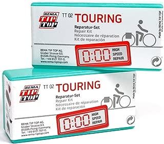 Rema Tip Top TT02 Touring Bicycle Tube Repair Patch Kits #22