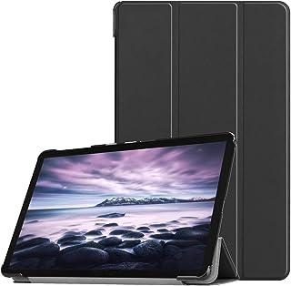 جراب RKINC ذكي قابل للطي لهاتف Samsung Tab S4 10.5، غطاء ذكي خفيف الوزن مع خاصية النوم/الاستيقاظ التلقائي، غطاء خلفي ناعم ...