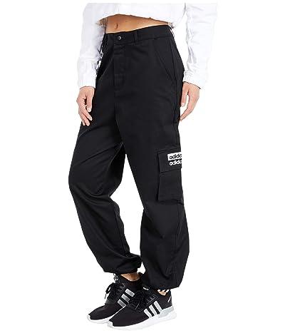 adidas Originals Cargo Pocket Track Pants (Black) Women