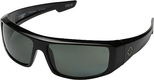 Black/HD Plus Gray Green Polar