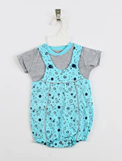 Casual Cotton Set For New Born From Lumex - Summer