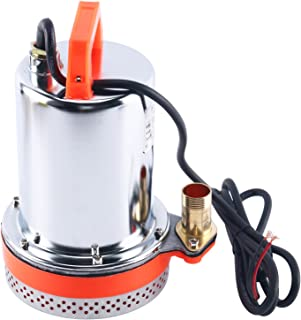 Amazon com: 12V submersible pump