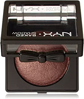 NYX Professional Makeup Baked Eyeshadow, Chance, 0.1 Ounce
