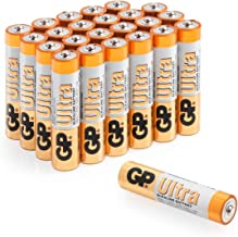 GP Batteries Ultra High Performance AAA/AA Battery - (AAA 24 Pack)