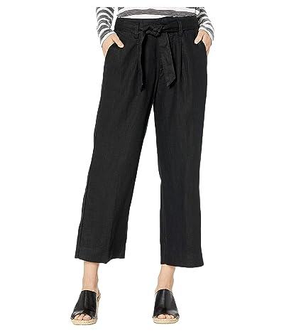 Sanctuary Inland Sashed Crop Pants (Black) Women