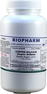 Copper Sulfate (Cupric Sulfate) Crystals, Reagent, ACS 100 Grams