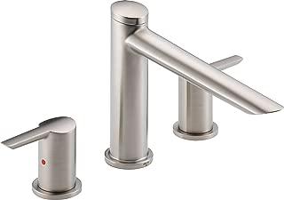 Delta Faucet T2761-SS Compel, 3-hole Roman Tub Trim, Stainless