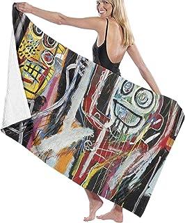 ASIFHAW Serviette de Bain//Plage Nanaki 78,7 x 137 cm