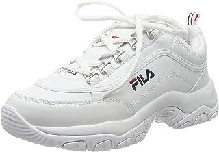 Fila Strada, Sneakers a Collo Alto Bambino Donna
