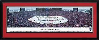 Blakeway Worldwide Panoramas 2014 NHL Winter Classic - Detroit Redwings vs Toronto Maple Leafs - Panoramic Print