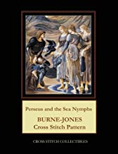 Perseus and the Sea Nymphs: Burne-Jones cross stitch pattern