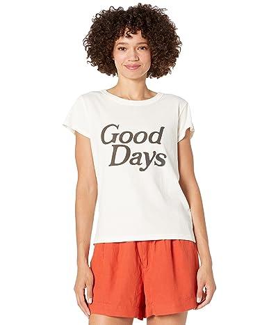 Madewell Good Days Graphic Softfade Cotton Tee