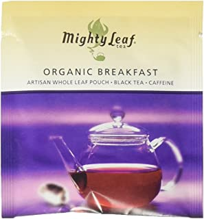 Best mighty leaf organic breakfast tea Reviews