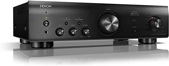 Denon PMA-600NE - Amplificador Negro