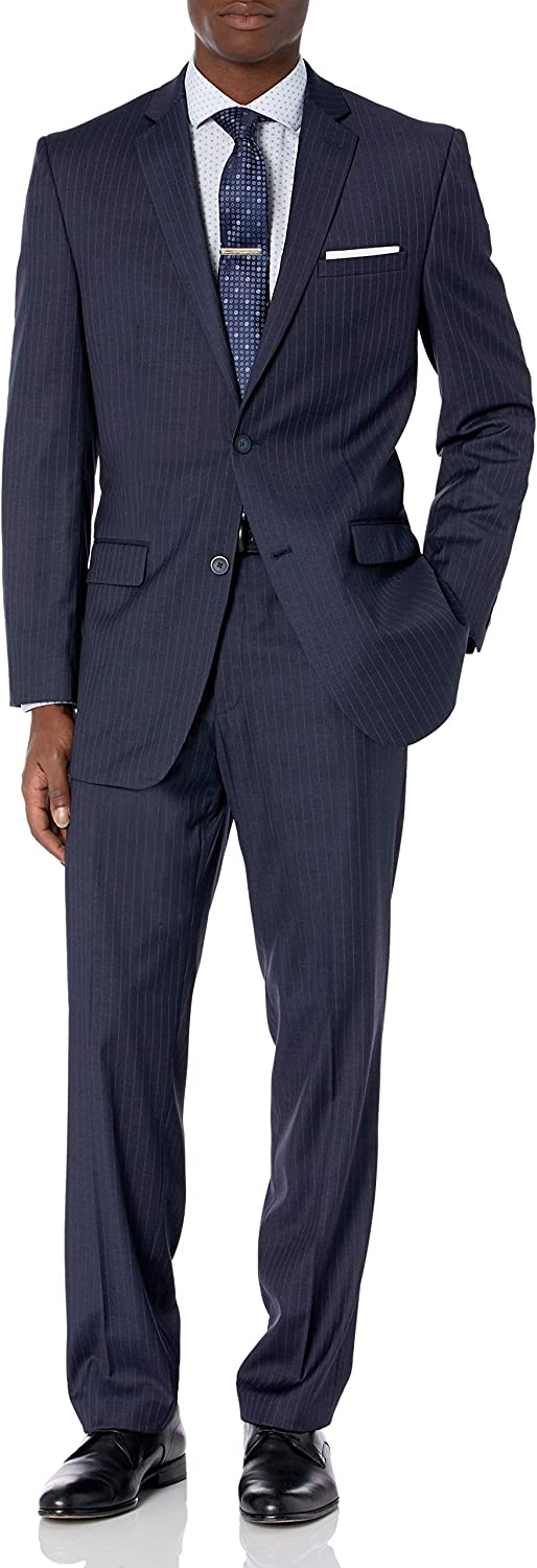 Andrew Marc Men's New sales Slim Fit Suit Ready Wear to Mesa Mall