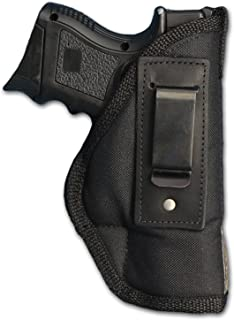 Barsony Concealment IWB Holster for Ruger SR9C and SR40C with Laser