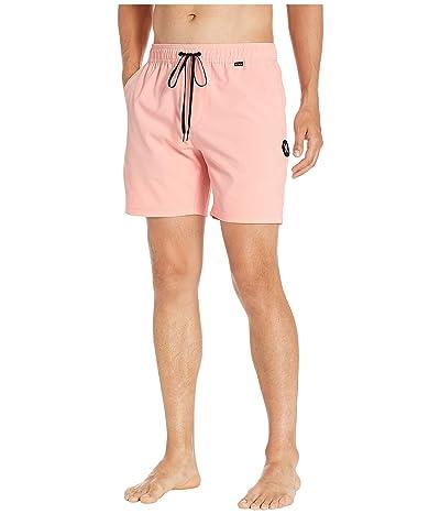Hurley Oao Volley 17 (Pink Tint) Men