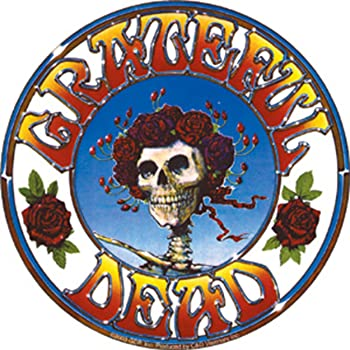 Licenses Products Grateful Dead Ice Cream Kid Sticker C/&D Visionary Inc S-3941