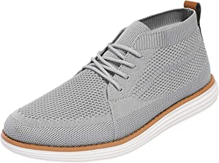 Sponsored Ad - Bruno Marc Men's Mid-top Chukka Sneakers Casual Walking Shoes