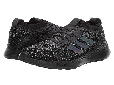 adidas Running pureBounce+ (Carbon/Black/Black) Men