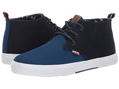 Ben Sherman Bradford Chukka (Navy Cotton/Nylon) Men