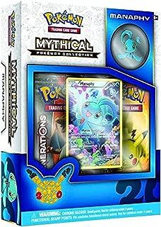Pokemon TCG: Mythical Collection Card Game