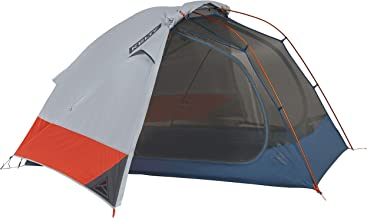 Kelty Dirt Motel 2 Person Lightweight Backpacking and Camping Tent (2019 - Updated Version of Kelty TN tent) - 2 Vestibule Freestanding Design - Stargazing Fly, DAC Poles, Stuff Sack included