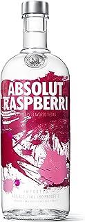 Absolut Raspberri – Absolut Vodka mit Himbeer Aroma – Schwedischer Klassiker - ideal für Cocktails und Longdrinks – 1 x 1 L