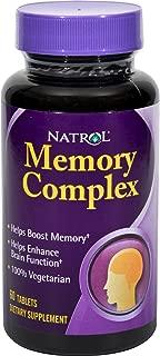 Natrol Memory Complex - 60 Tablets